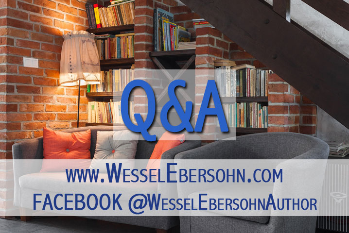 Q&A with Wessel Ebersohn