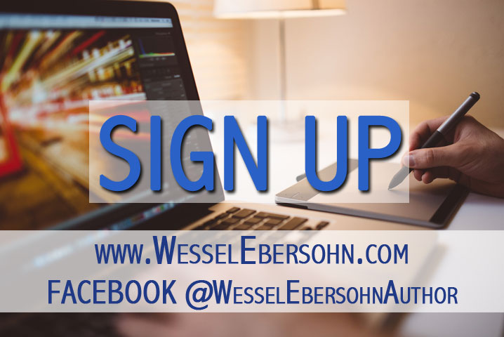Sign up to get Wessel Ebersohn's newsletter